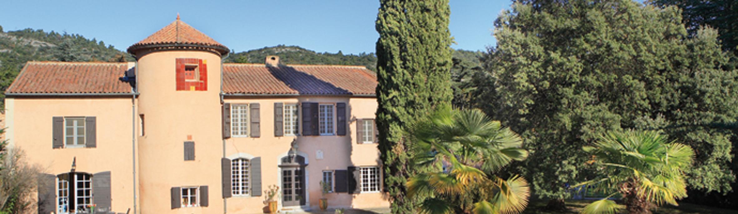 Château Pigoudet (30) copie